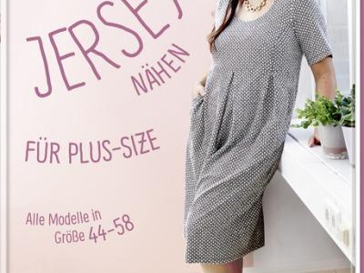 1Buch Jersey nähen für Plus-Size: Größe