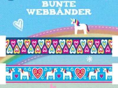 Bine Braendle Bunte Webbaender Magical Love