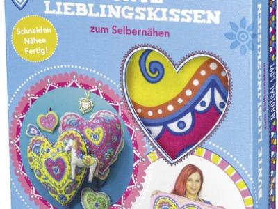 Bine Braendle Bunte Lieblingskissen DIY Magical Lov