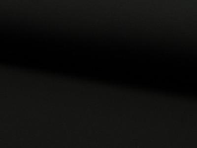 0 5m Sweat French Terry uni schwarz black