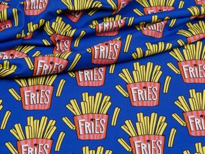 05m Jersey OMG Pommes Hamburger Liebe