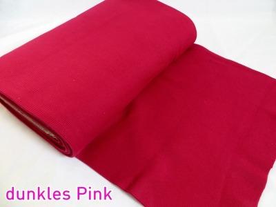 05m Bündchen Bibi dunkles Pink 309
