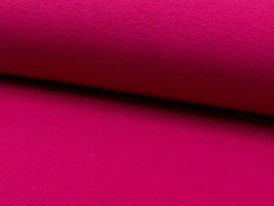 0 5m Buendchen fuchsia dunkel pink glatt