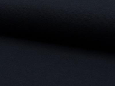 05m Bündchen glatt dunkelblau navy 009