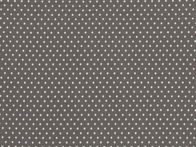 05m Jersey Jerseydots Mini Punkte grau