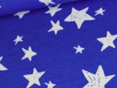 0 5m Sweat Sterne Andrea Lauren Stars blau