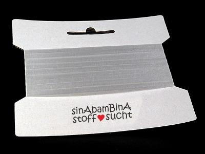 20m Framilon elastische Gummi Litze 6mm
