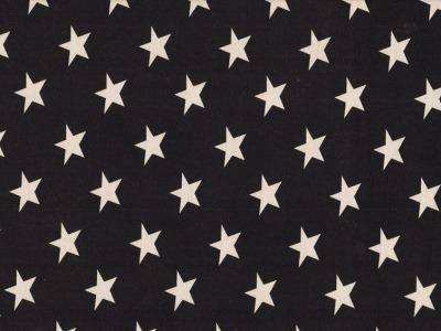 0,5m Jersey Vicente Sterne schwarz weiß Stars