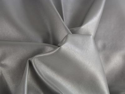 0 5m Kunstleder Alloway silber