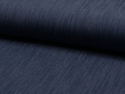 0 5m Jeans Denim Slub Stretch Jeansblau