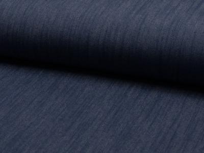 05m Jeans Denim Slub Stretch Jeansblau