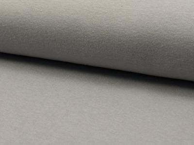 0 5m Buendchen glatt silber hellgrau grey