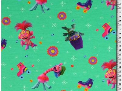 05m Jersey Trolls Poptrolls Poppy mint