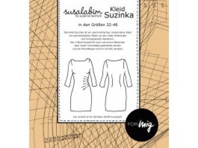 1Stk Suzinka Kleid Papier Schnittmuster by