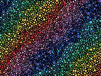 05m BW Bubble Up Farbverlauf Rainbow
