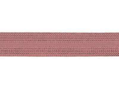 1m Jaquard Schrägband elastisch 20mm old