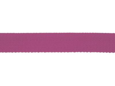 1m Gurtband mm uni fuchsia pink