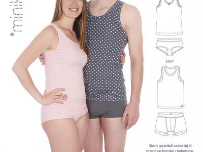 Schnittmuster Minikrea Schnittmuster/Pattern Unterwäsche/Underwear Gr XS-XXL