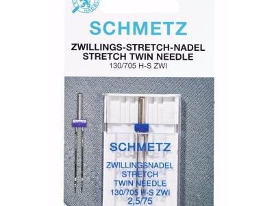 Pck Stretch Zwillings-Nadel für die Nähmaschine
