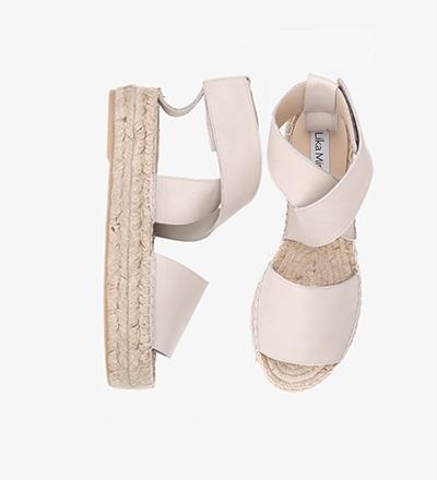 IVORY - Bold Sandal / VK EUR 159 -