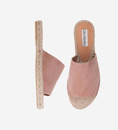 MAKE UP - Slipper Sandal / VK EUR 129 -