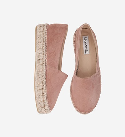 MAKE UP - Espadrilles 3 cm Jute / VK EUR 139 -