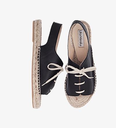BLACK - Sling Sandal / VK EUR 139 -