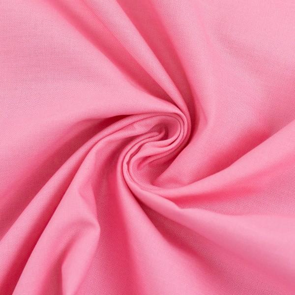 Baumwolle Fahnentuch rosa