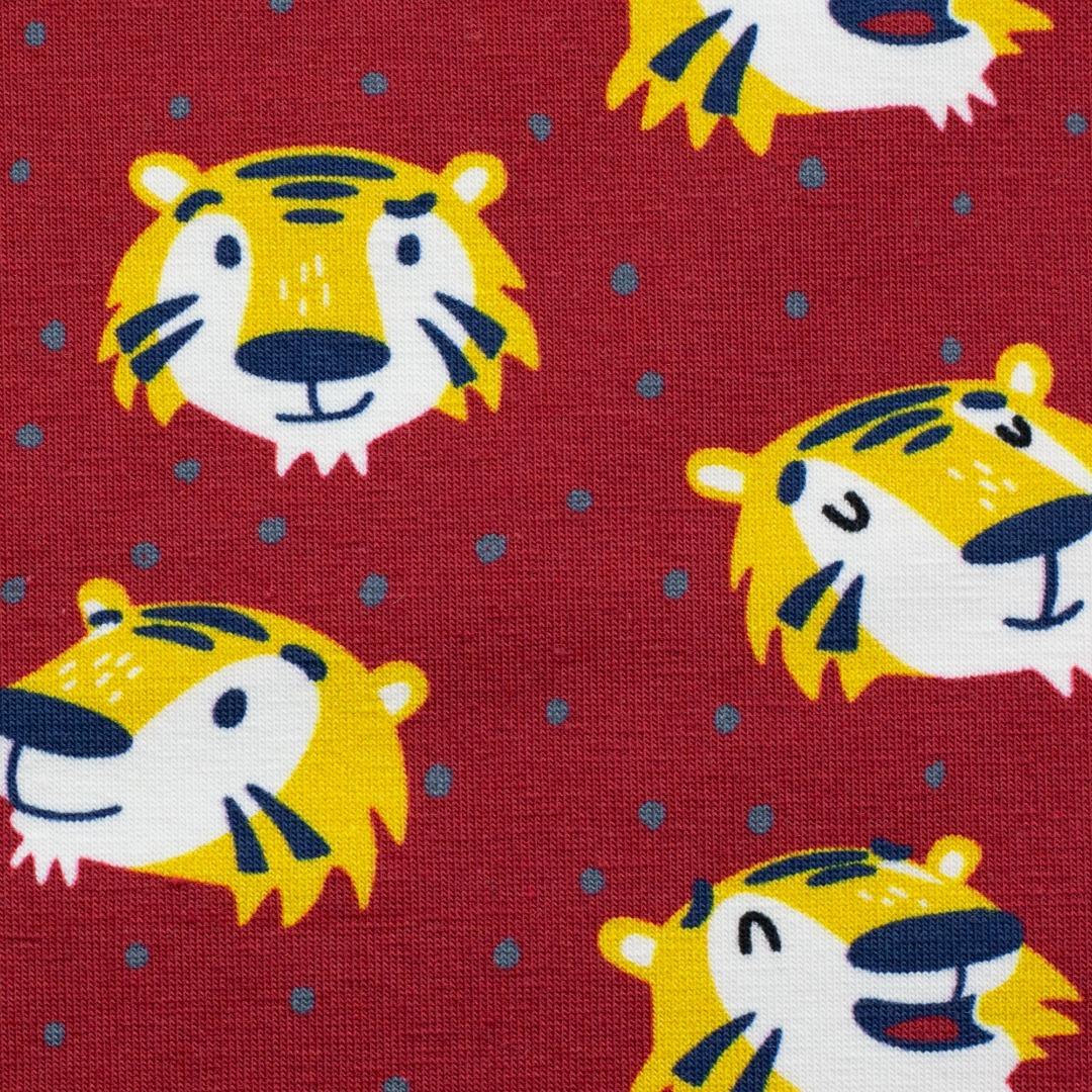 Jersey Tiger rot by Käselotti 2
