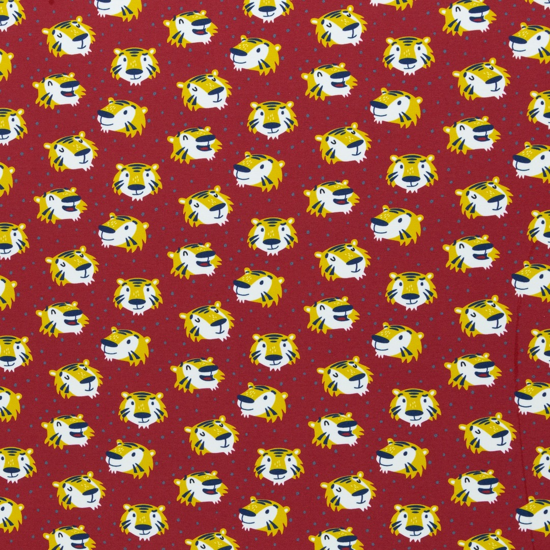 Jersey Tiger rot by Käselotti 3