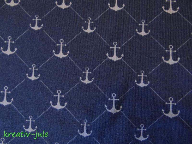 REST Jersey blau hellblau Anker Maritim - 2