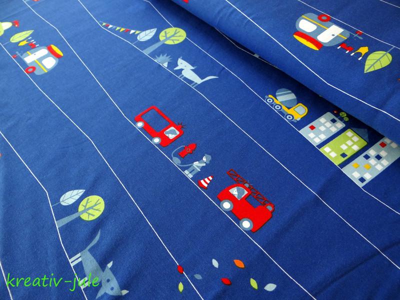 Jersey kleine Lieblinge von Blaubeerstern blau