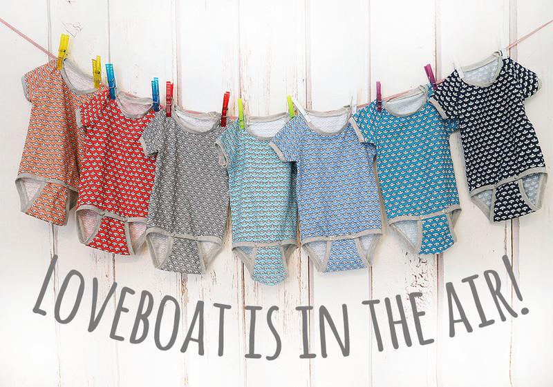 Jersey Loveboat grau Schiffe Herz 2