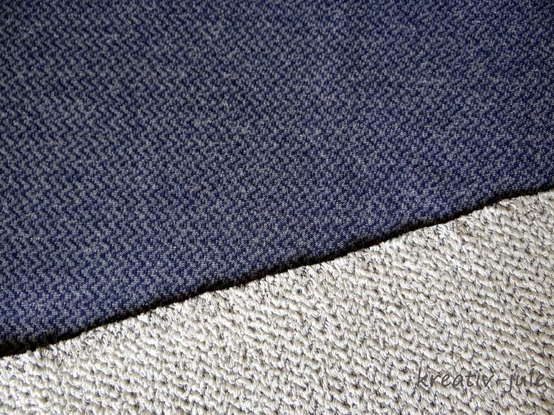 Stricksweat Ben blau dunkelblau 2