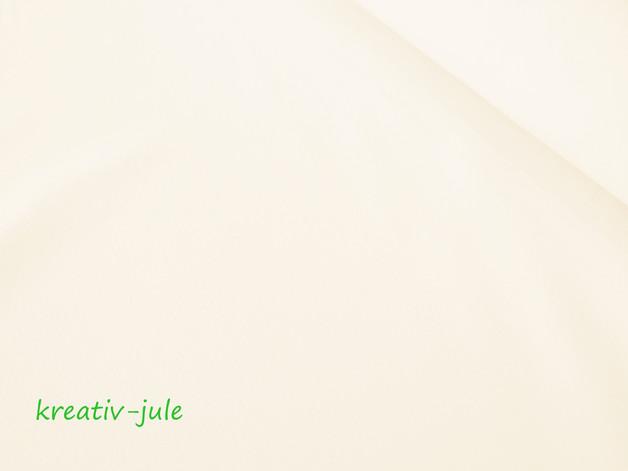 Bündchen weiß reinweiß - 1