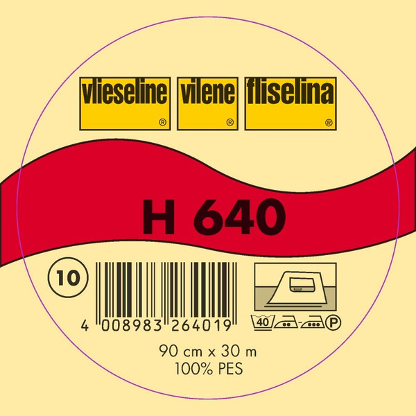 Vlieseline H640 Freudenberg Volumenvlies - 1