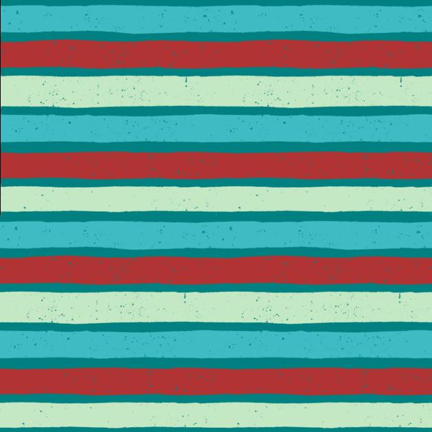 Jersey Blaubeerstern Streifen lindgrün