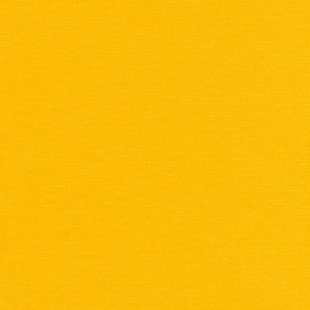 Jersey gelb sonnengelb Vanessa Baumwolljersey - 1