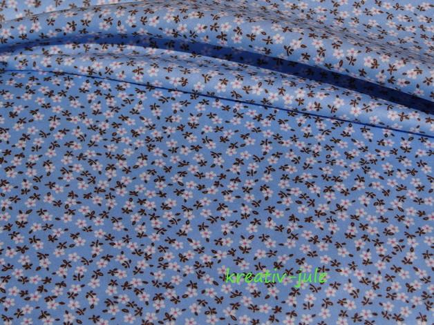 Streublumen Blumenstoff Patchworkstoff - 1