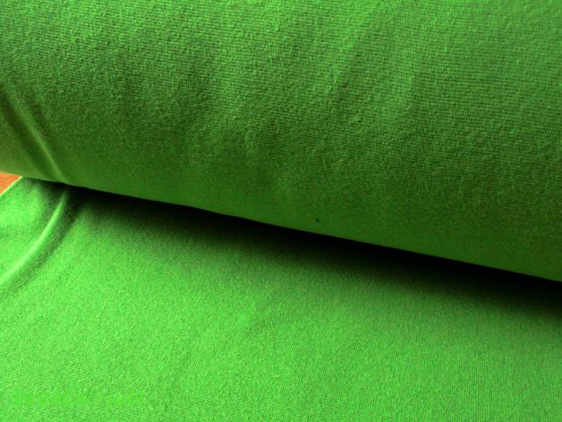 Bündchen grasgrün, grün, dunkelgrün - 1