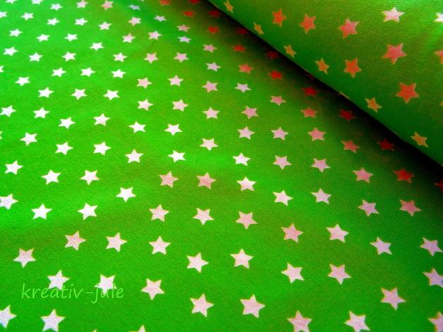 Jerseystars Sterne Jersey grün weiß - 1