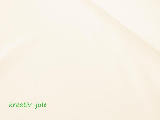 Jersey weiß Baumwolljersey - 1