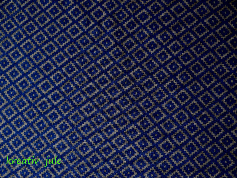 Jersey Pixel braun blau schlamm Pixelquartett - 2