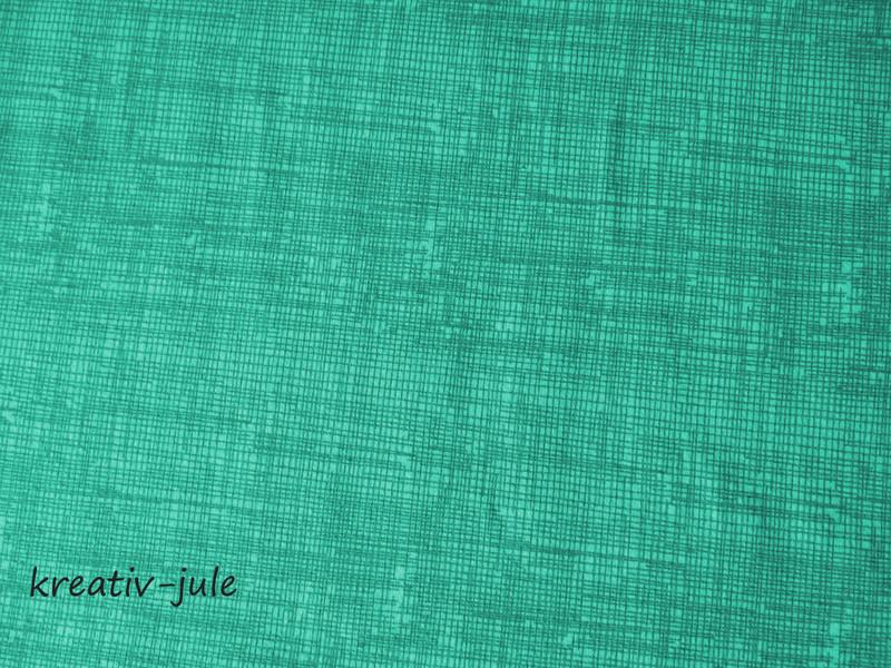 Jersey schraffiert mint tuerkisScribble Kritzel