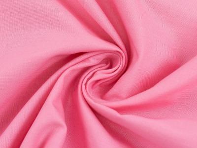 Baumwolle Fahnentuch rosa - Uni Stoff