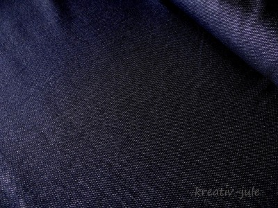 Jeans Jersey dunkelblau Denim