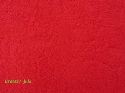 Baumwollfleece Fleece rot