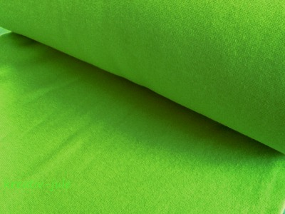 Bündchen kiwi grün apfelgrün Heike