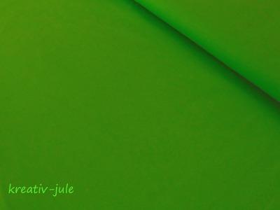 Jersey hellgrün,apfelgrün,kiwi Baumwolljersey