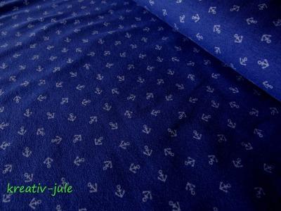 Jersey dunkelblau blau Anker Maritim mini